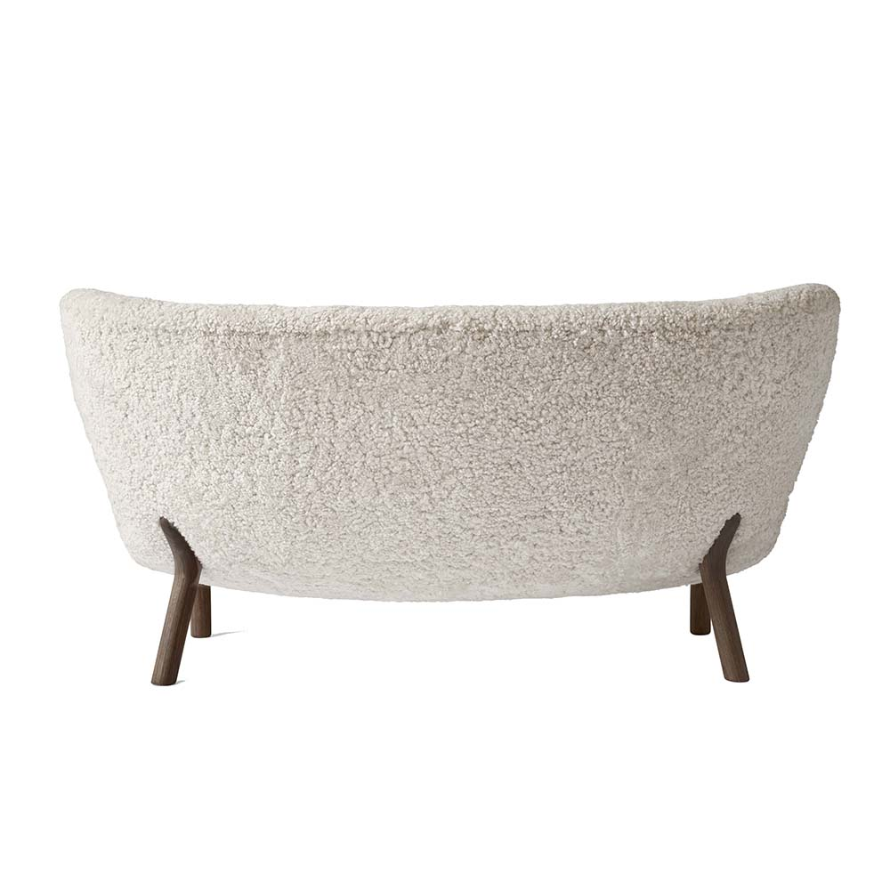 little petra vb2 sofa viggo boesen andtradition contemporary modern designer sheepskin sofa