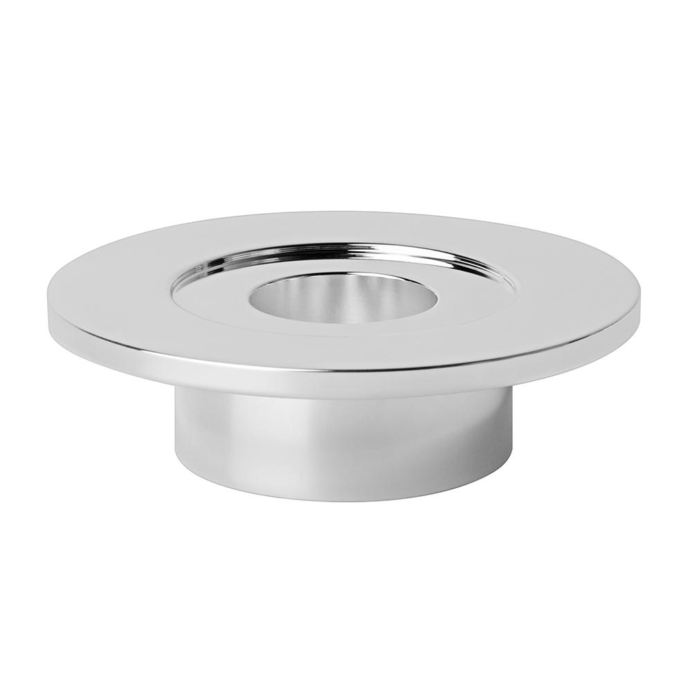 louise candleholder grethe meyer fritz hansen modern contemporary danish designer silver steel candle holder home accessories