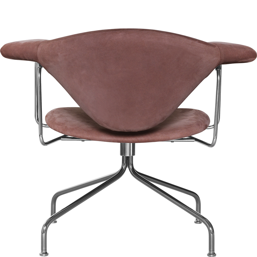 masculo swivel lounge chair gamfratesi gubi modern contemporary designer lounge swivel task office upholstered chair with arms