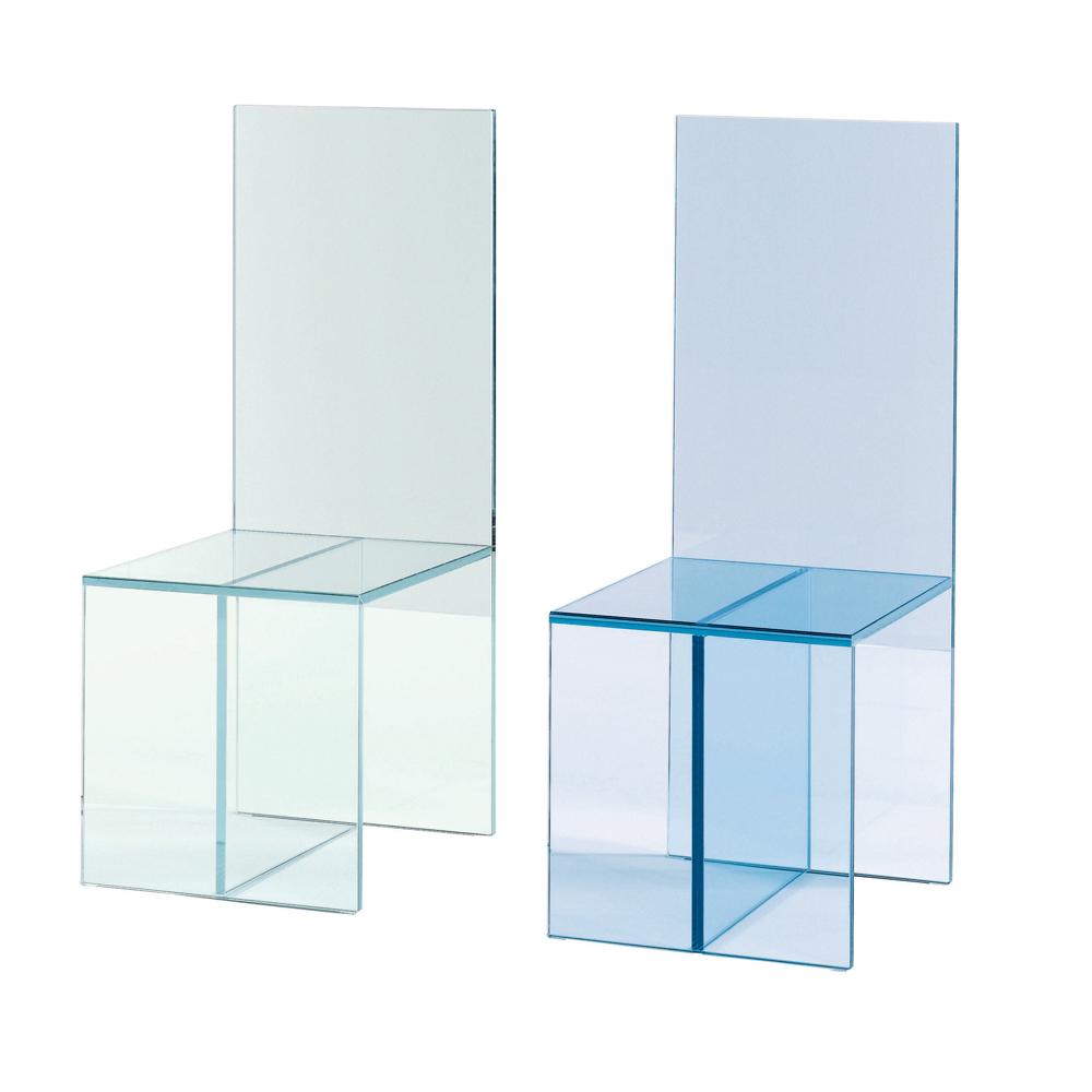 merci bob glass chair elena cutolo glas italia suite ny