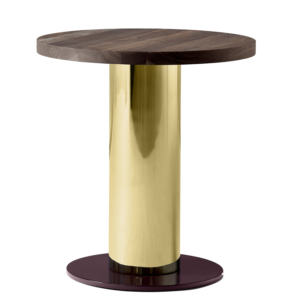 mezcla coffee table jaime hayon andtradition &tradition marble travertine steel metallic metal oak nero marquina contemporary modern designer occassional table