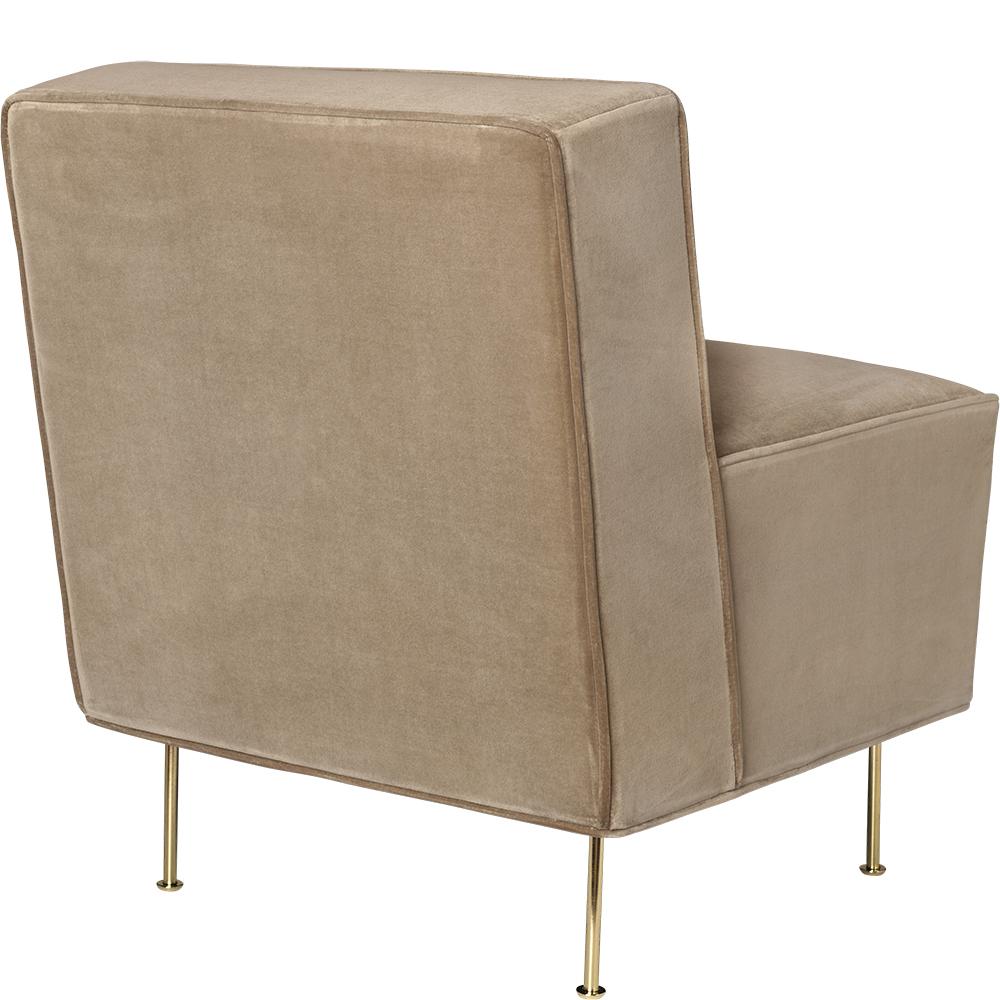 modern line lounge chair dining height greta grossman gubi midcentury danish designer dining chair