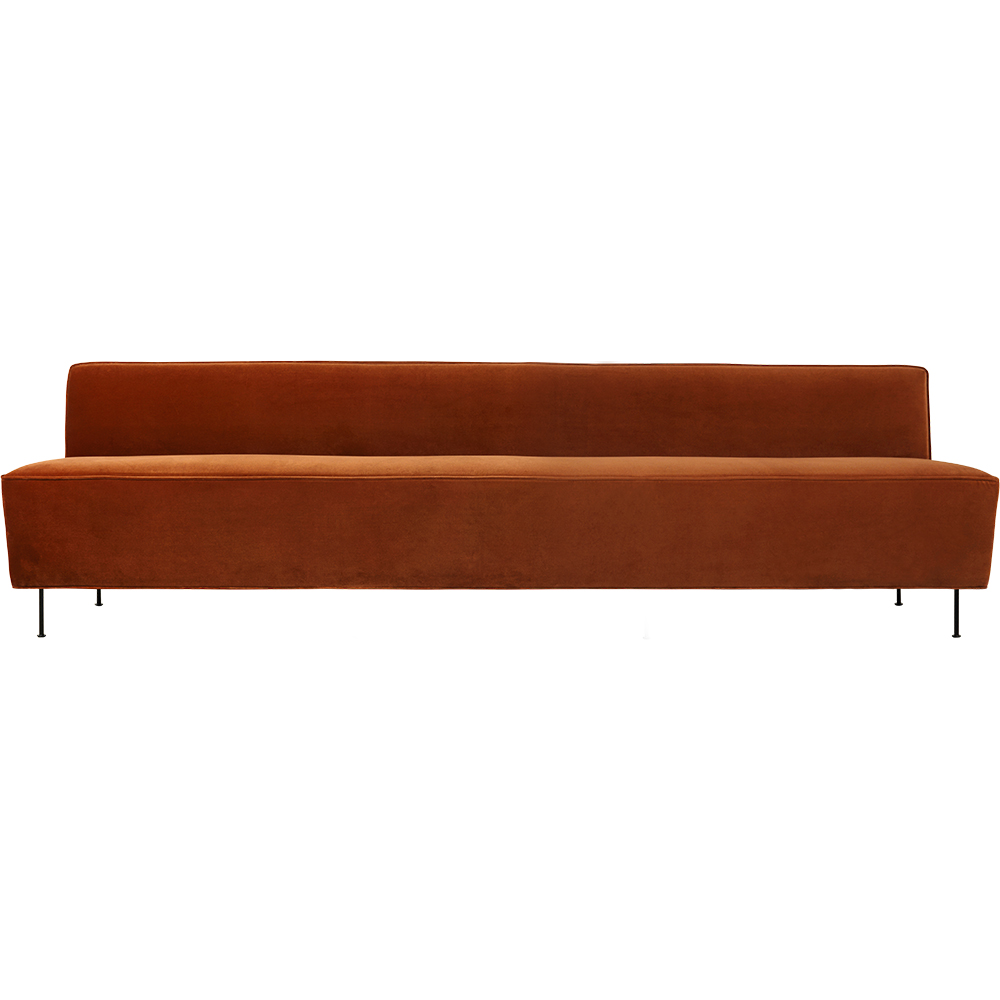 Modern Line Sofa - Dining Height