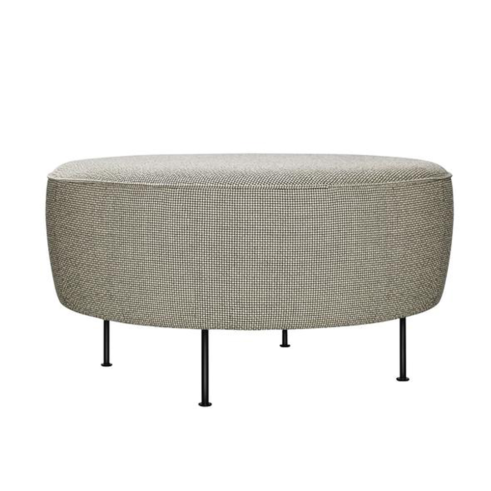 modern line pouffe great grossman gubi suite ny upholstered