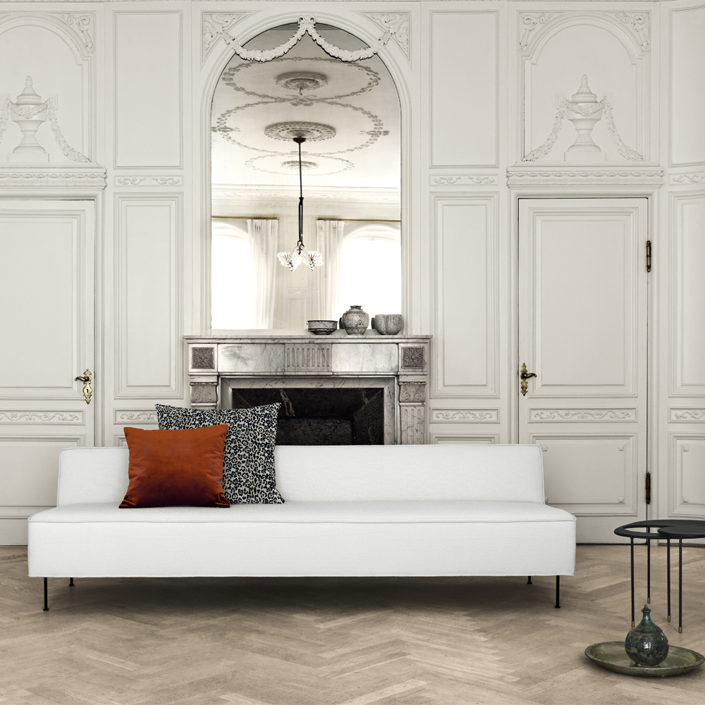 Modern Line Sofa Greta Grossman GUBI