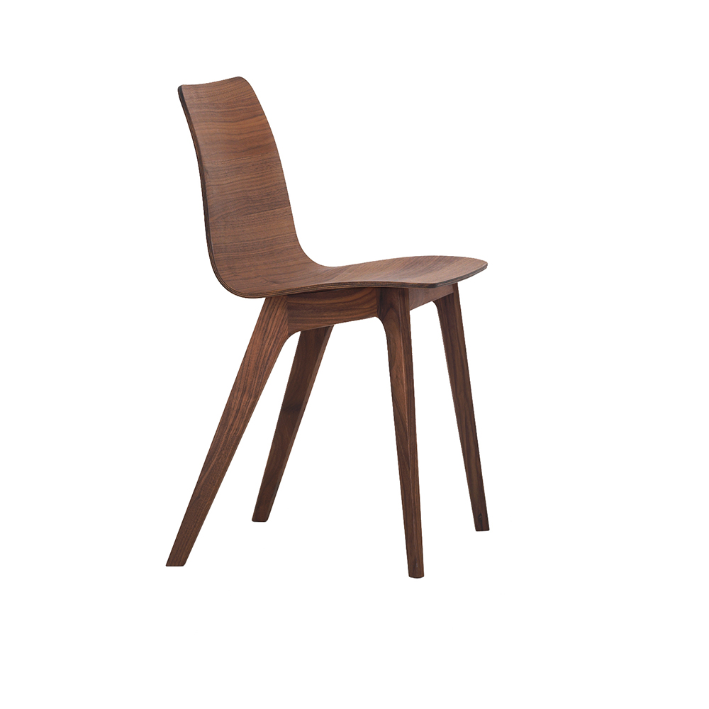 Morph Chair Walnut Formstelle Zeitraum Suite Ny