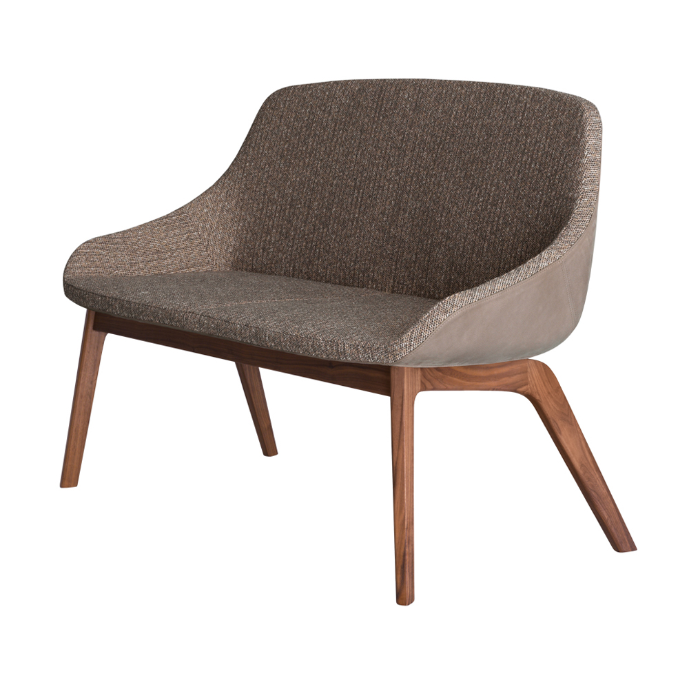 Morph Duo Dining Zeitraum Formstelle contemporary wood settee