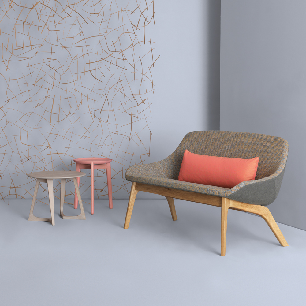 Morph Duo Lounge Zeitraum Formstelle german design