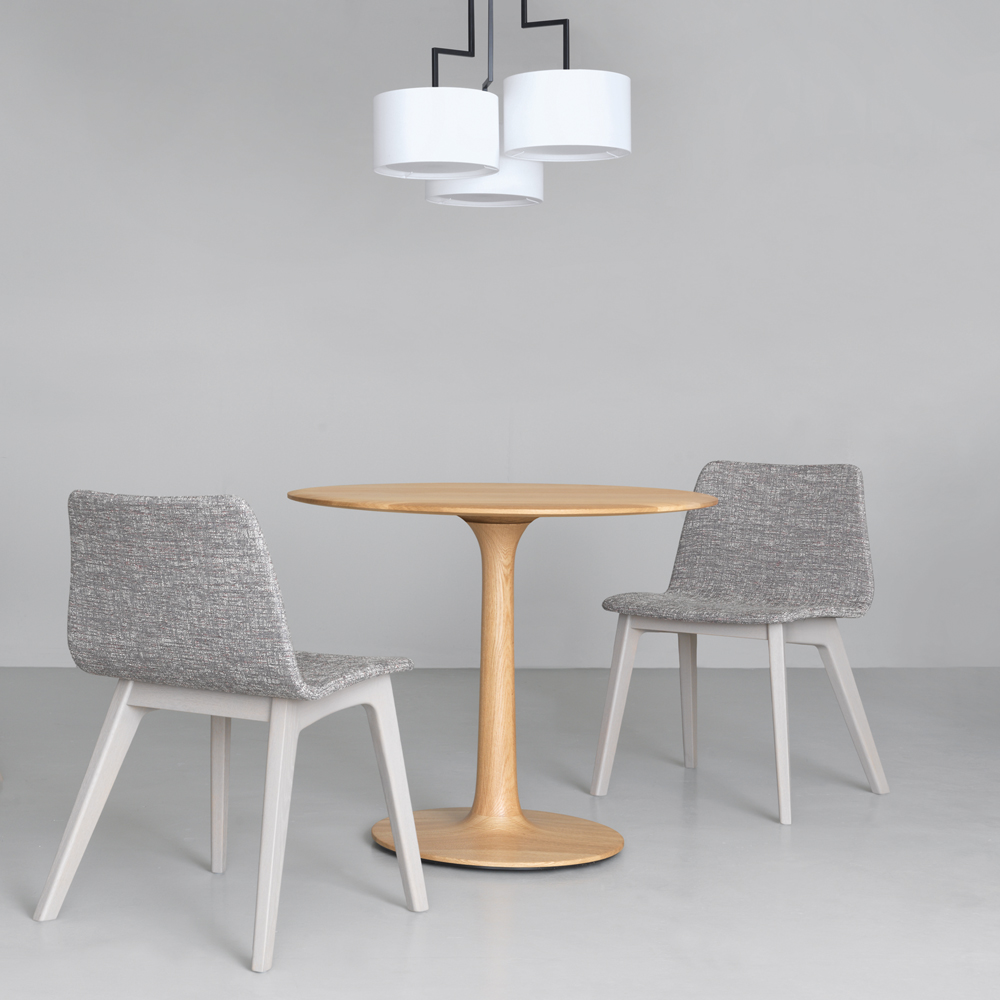 morph plus chair walnut noon 3 three turntable zeitraum suite ny formstelle