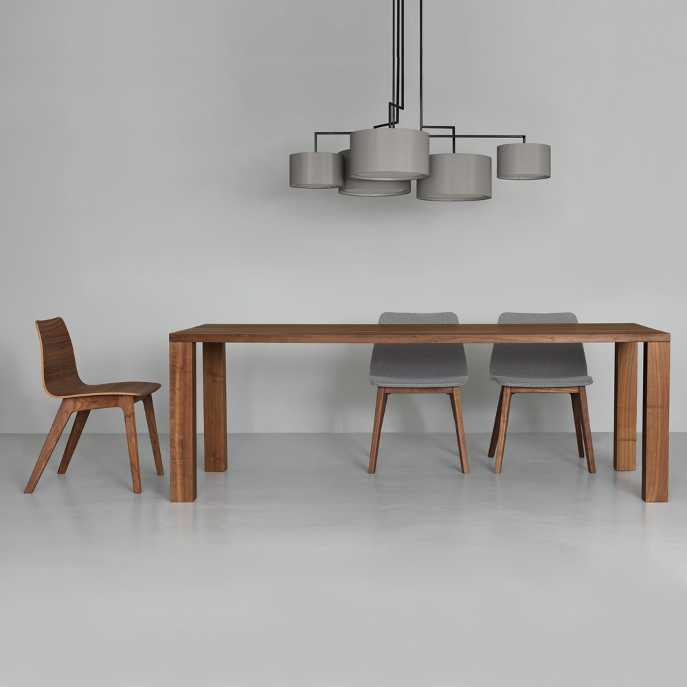 morph plus chair walnut noon 5 five zeitraum suite ny formstelle