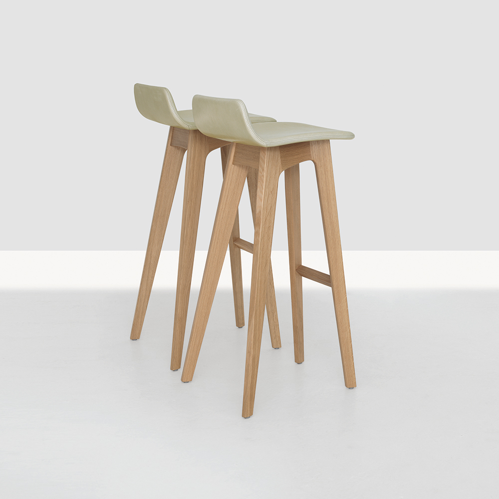 Morph Stool designed by Formstelle for Zeitraum