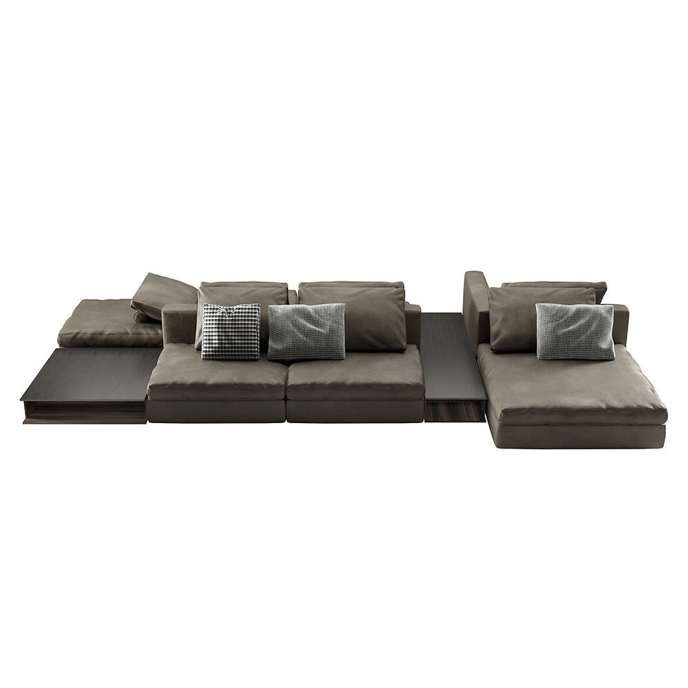 Mosaique Pierre Lissoni Depadova modern designer italian sectional