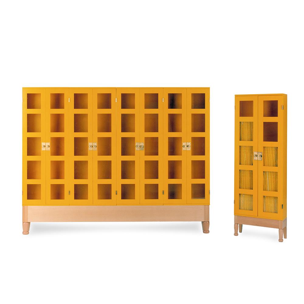 national geographic mats theselius kallemo modern contemporary glass door bookshelf display unit