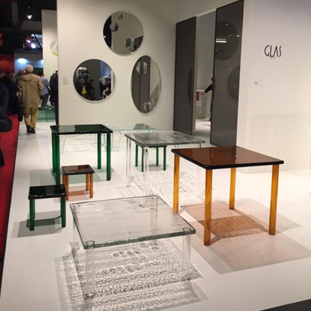 Nesting designed by Ronan & Erwan Bouroullec for Glas Italia