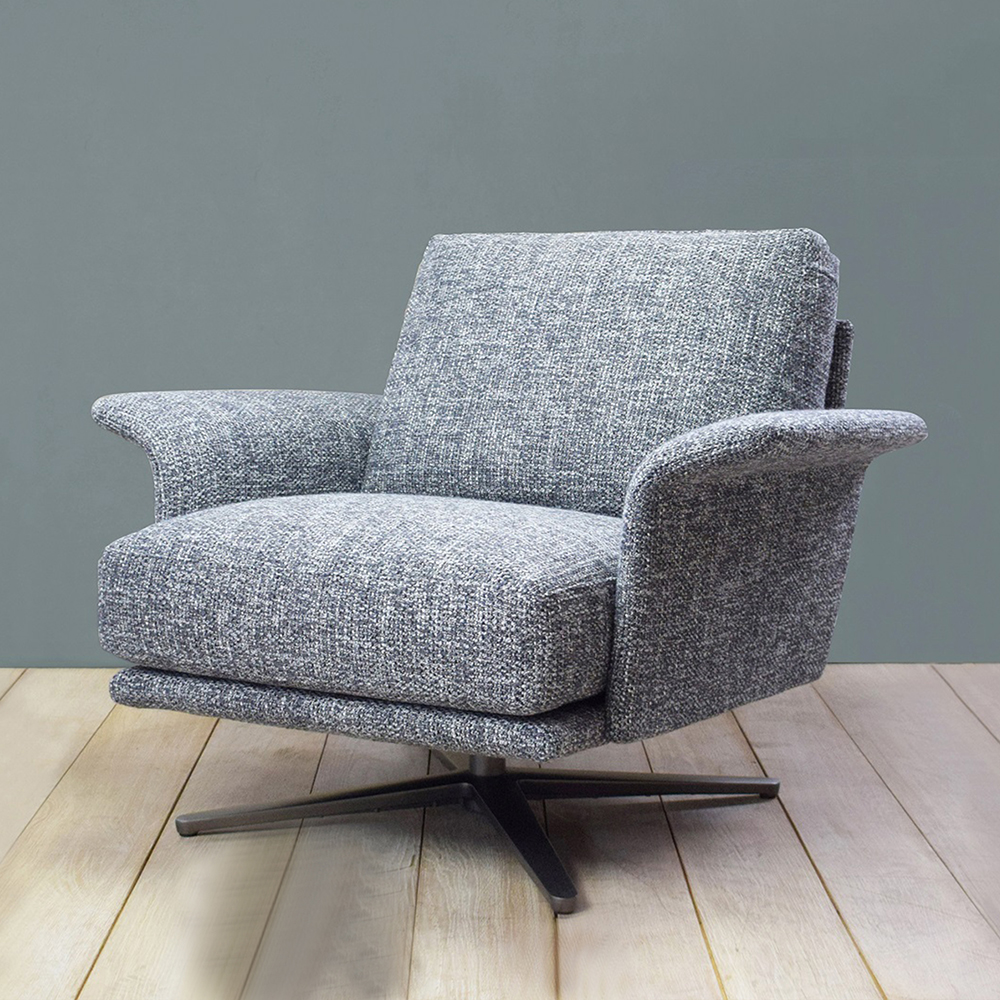 nilson armchair lievore altherr verzelloni modern contemporary designer upholstered high back midcentury style armchair