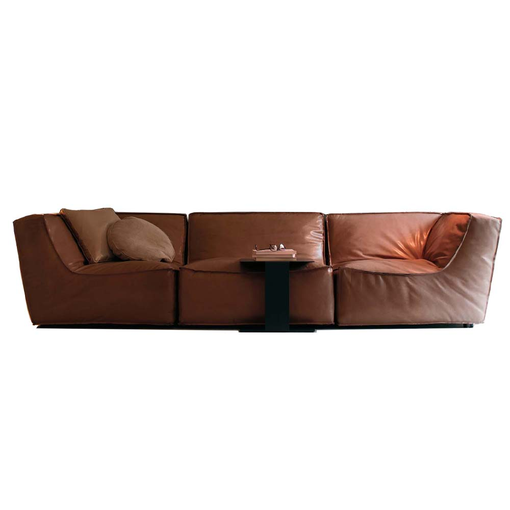 Noe collection of sofa elements designed by Lievore, Altherr, Molina