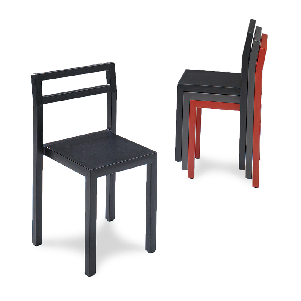 non komplot design Källemo contemporary modern design dining chair