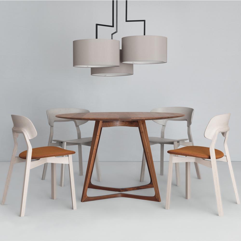 NONOTO Laufer Keichel Zeitraum wood dining chair contemporary ecofriendly German design