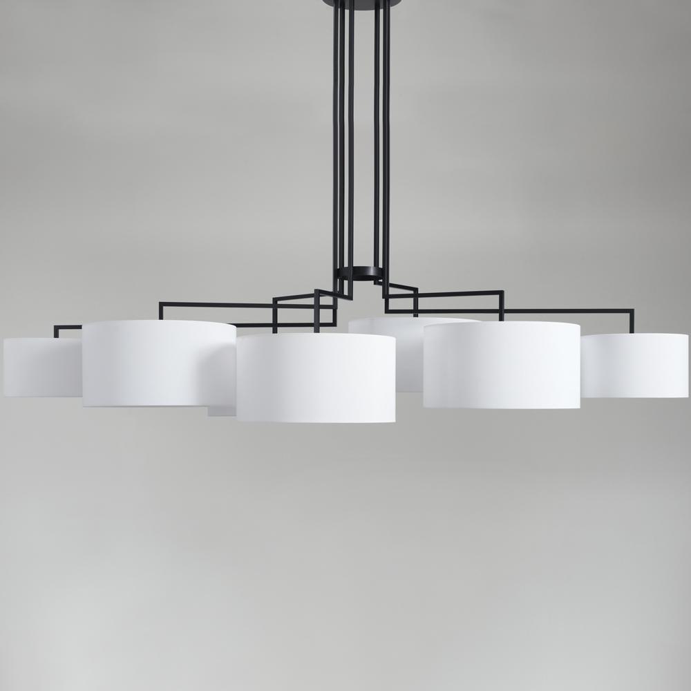 Noon 7 Suspension Lamp by El Schmid for Zeitraum at SUITE NY