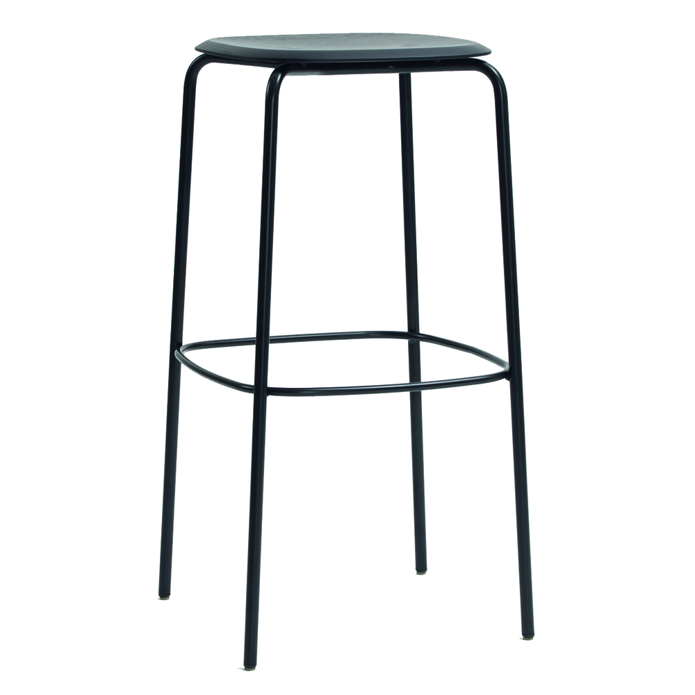 okito stool laufer keicher zeitraum contemporary modern designer minimalist european stool barstool bar stool counter stool kitchen seating