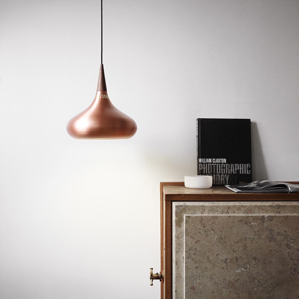 orient jo hammerborg fritz hansen contemporary modern danish designer pendant suspension lamp light lighting