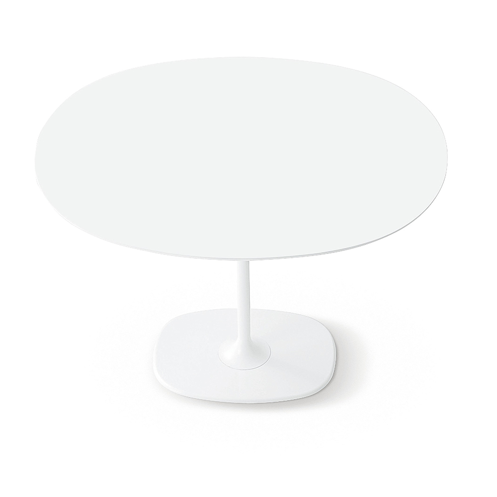 Dizzie Table Collection designed by Lievore, Altherr, Molina for Arper