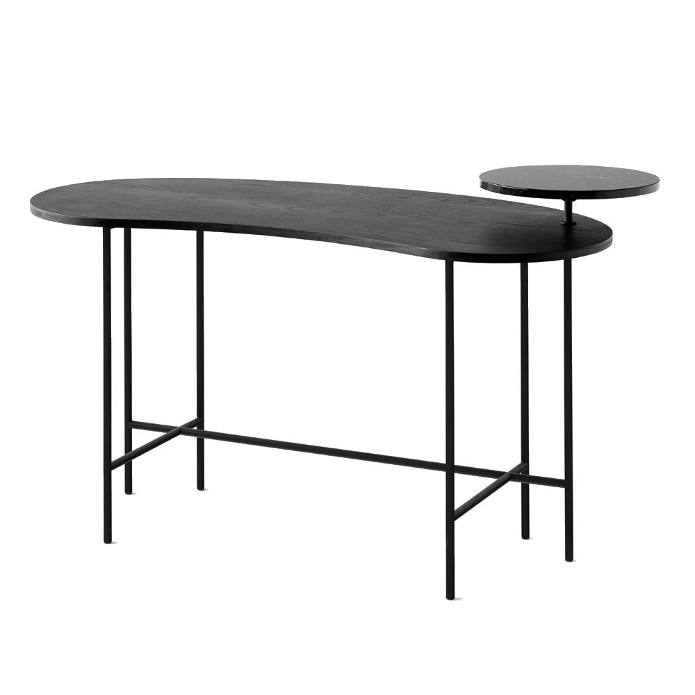 Jaime Hayon Palette Desk Andtradtion black organic danish office furniture