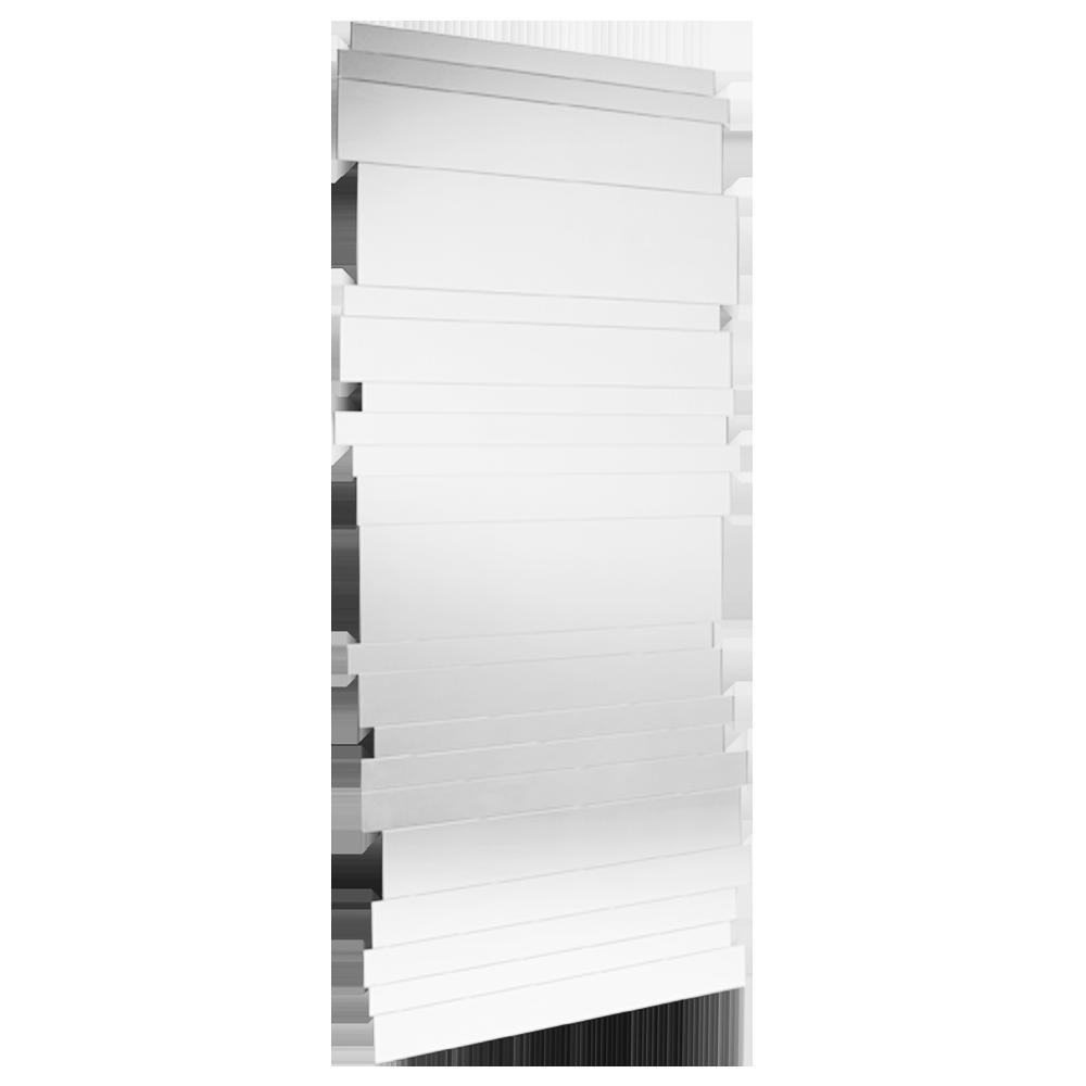 Paradox mirror designed by Piero Lissoni for Glas Italia