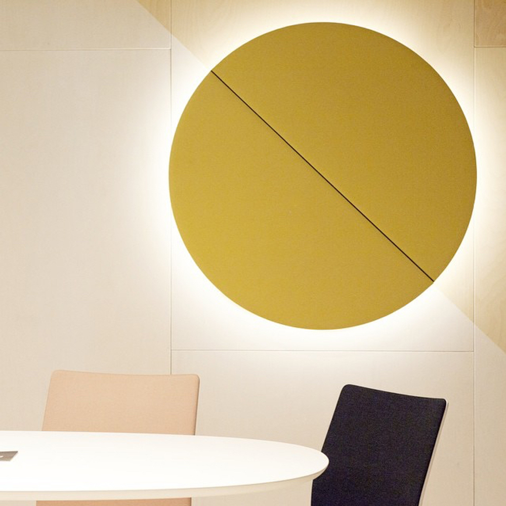 Parentesit Acoustic Wall Module by Lievore Altherr Molina for Arper