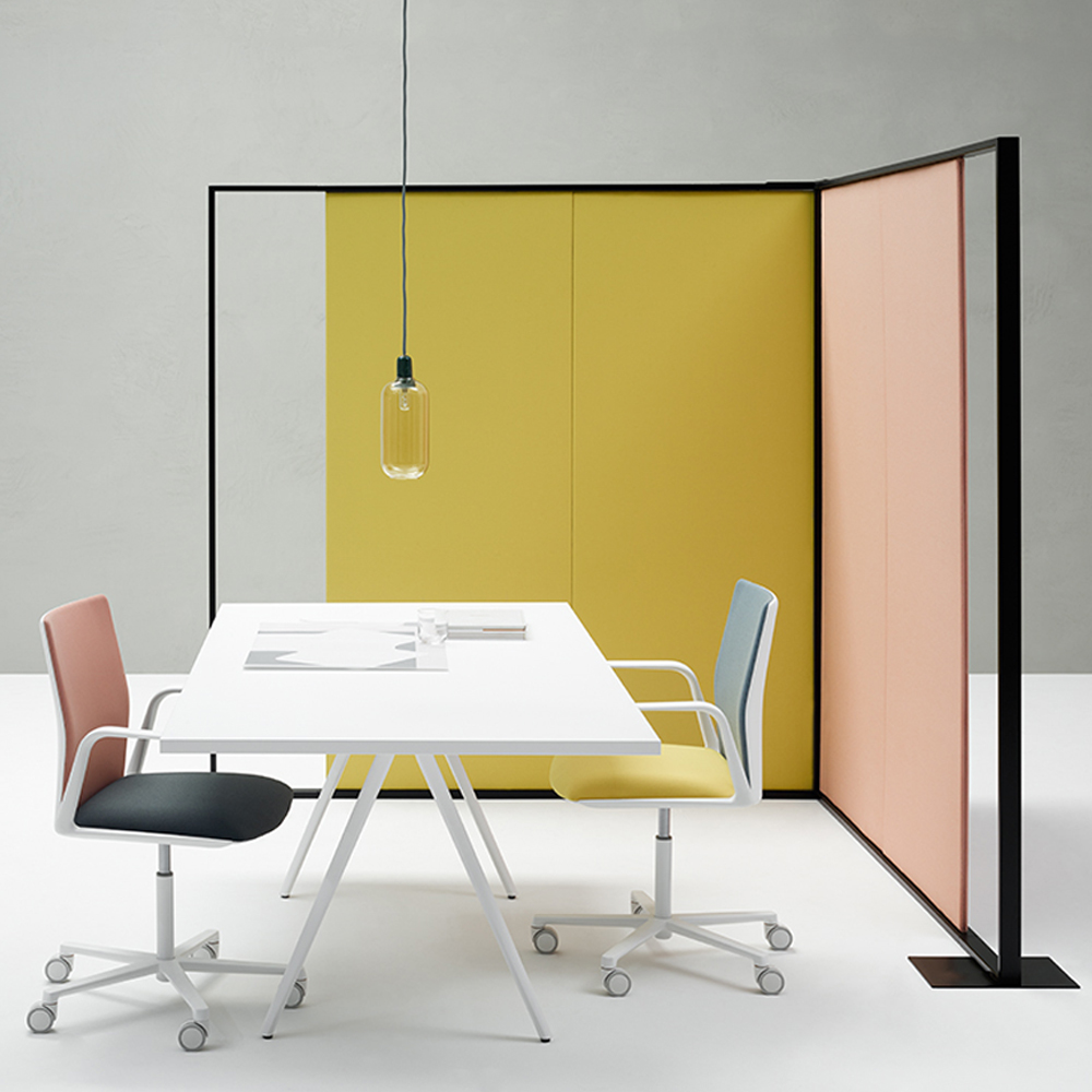 parentesit lievore altherr molina alias suite ny roling frame acoustic panel divider