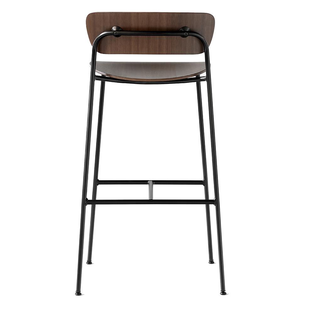 pavilion bar stool andtradition anderssen voll modern contemporary danish designer slim barstool