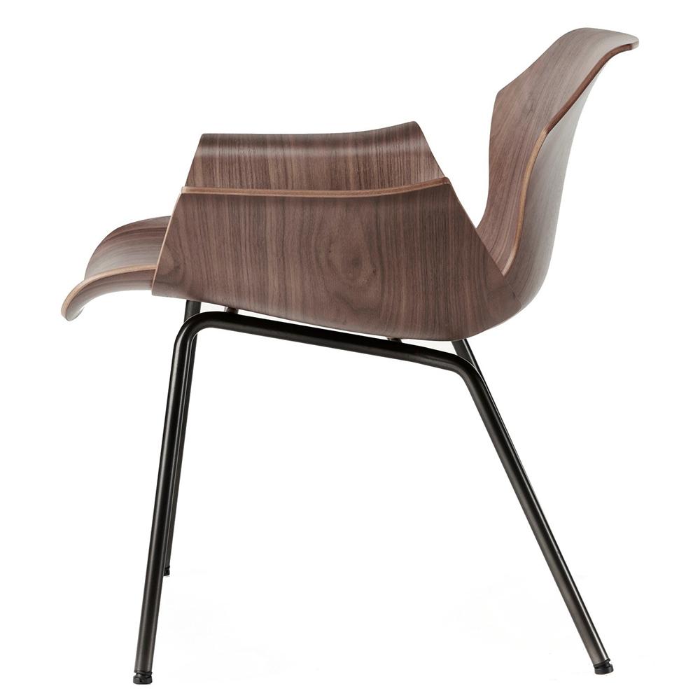 petal easy chair bassamfellows