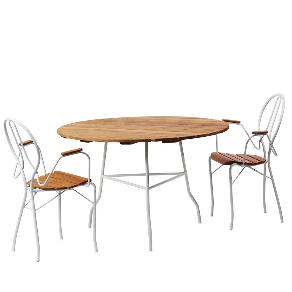 pia chair garsnas modern danish designer stackable outdoor garden chair