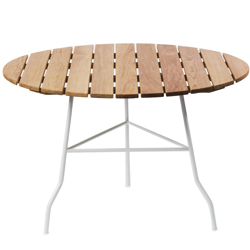 pia table tore ahlsen garsnas contemporary swedish european designer modern outdoor dining table