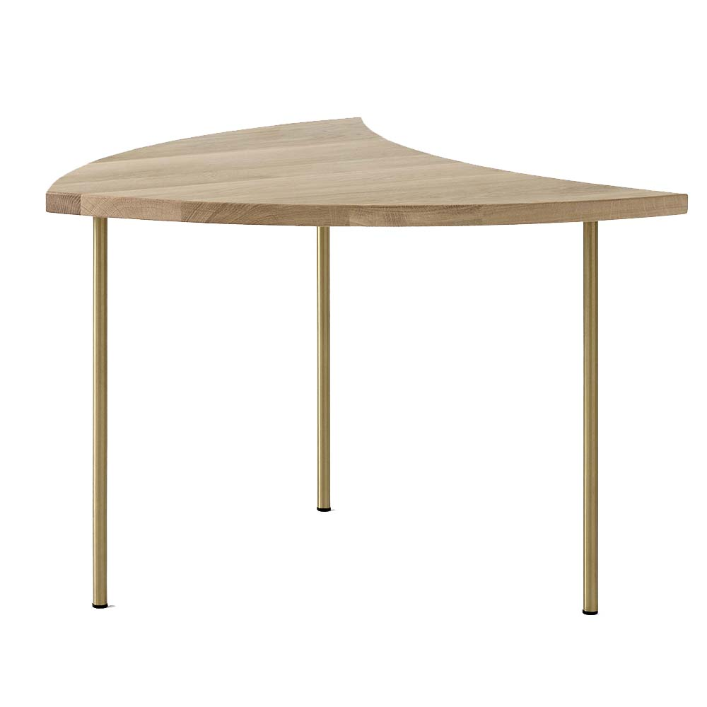 pinwheel table hvidt molgaard andtradition