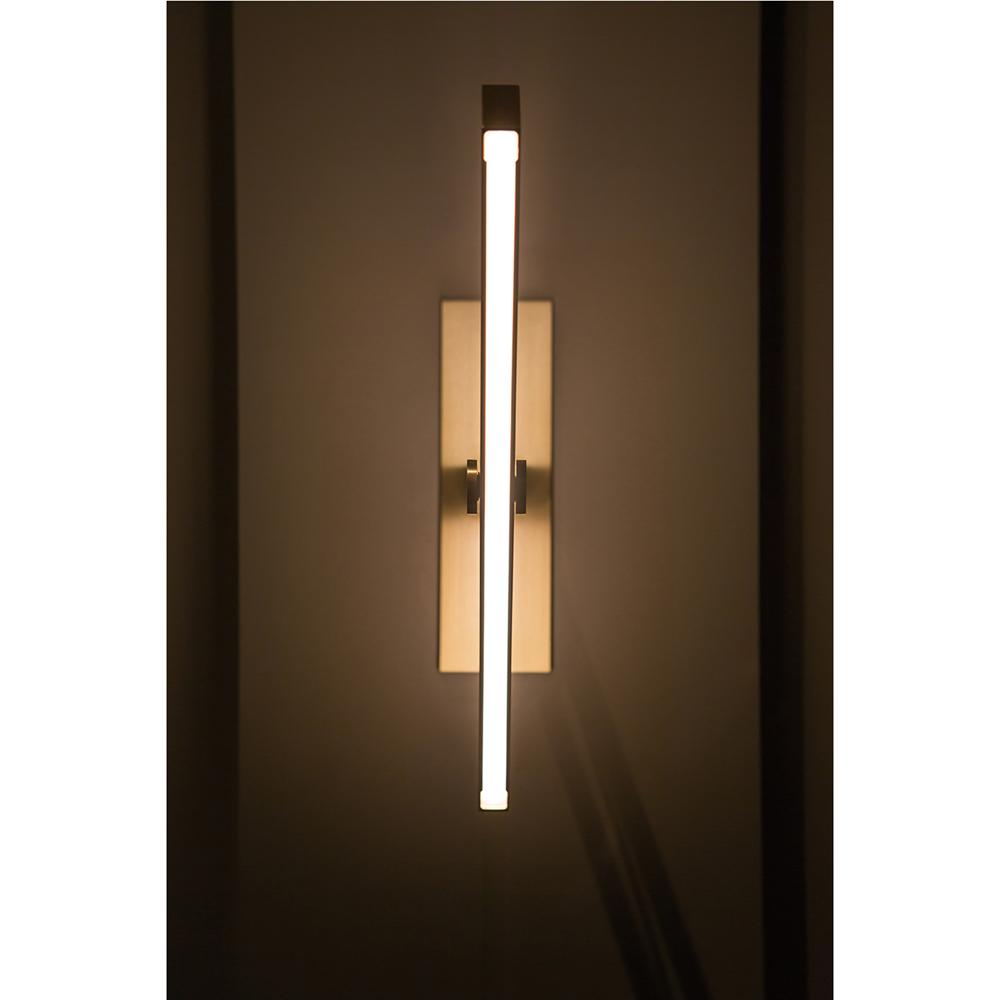 pivot wall sconce lamp light modern contemporary metal industrial wall designer douglas fanning