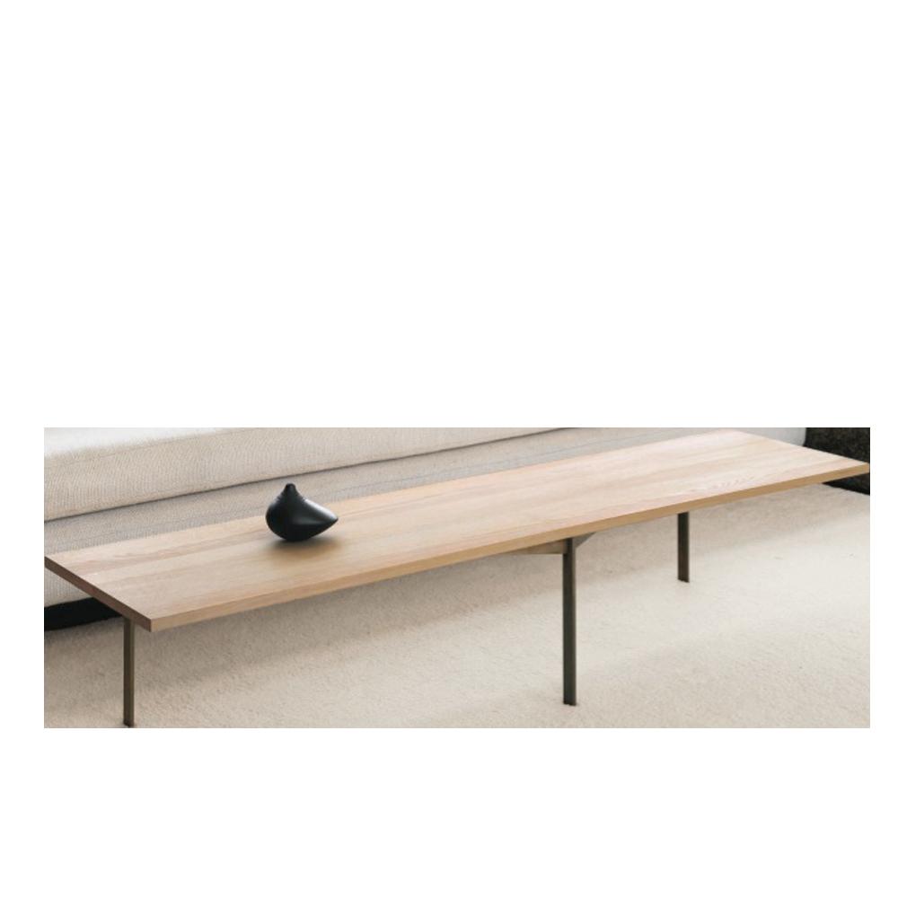 CB-332 Plank Coffee Table Craig Bassam Scott Fellows BassamFellows