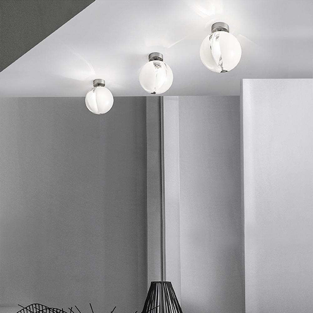 Poc Barbara Maggiolo Vistosi italian pendant table lamp