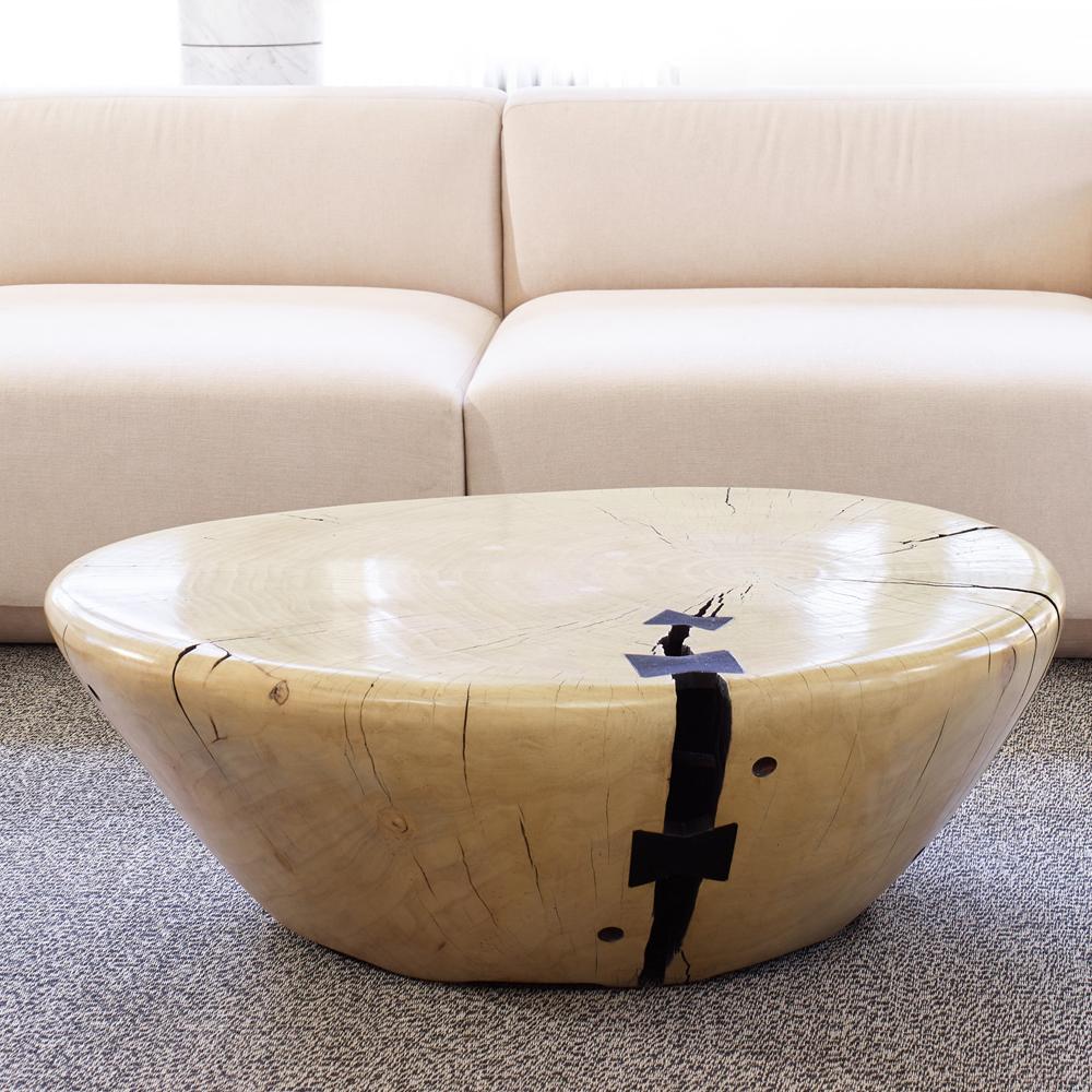 Dan Pollock wood table