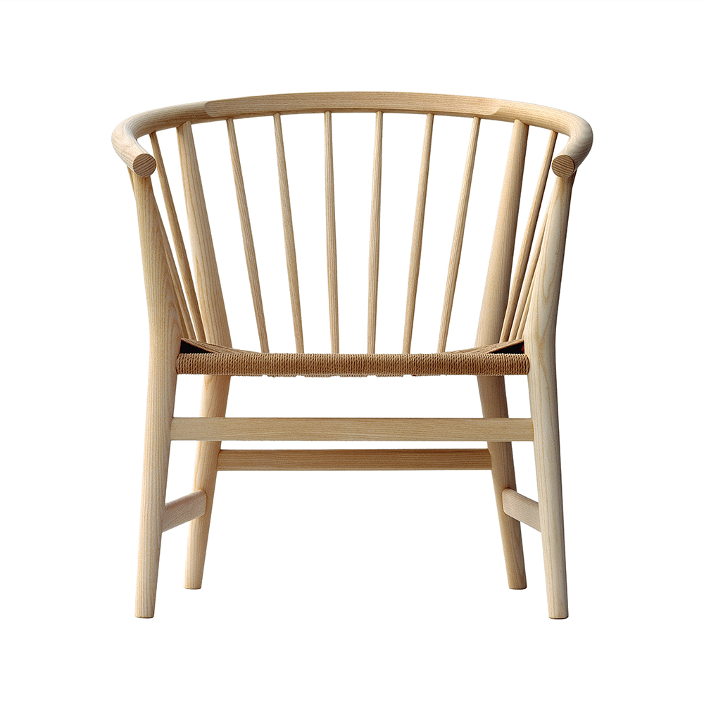 pp112 hans j wegner pp mobler solid wood danish designer easy chair traditional european design