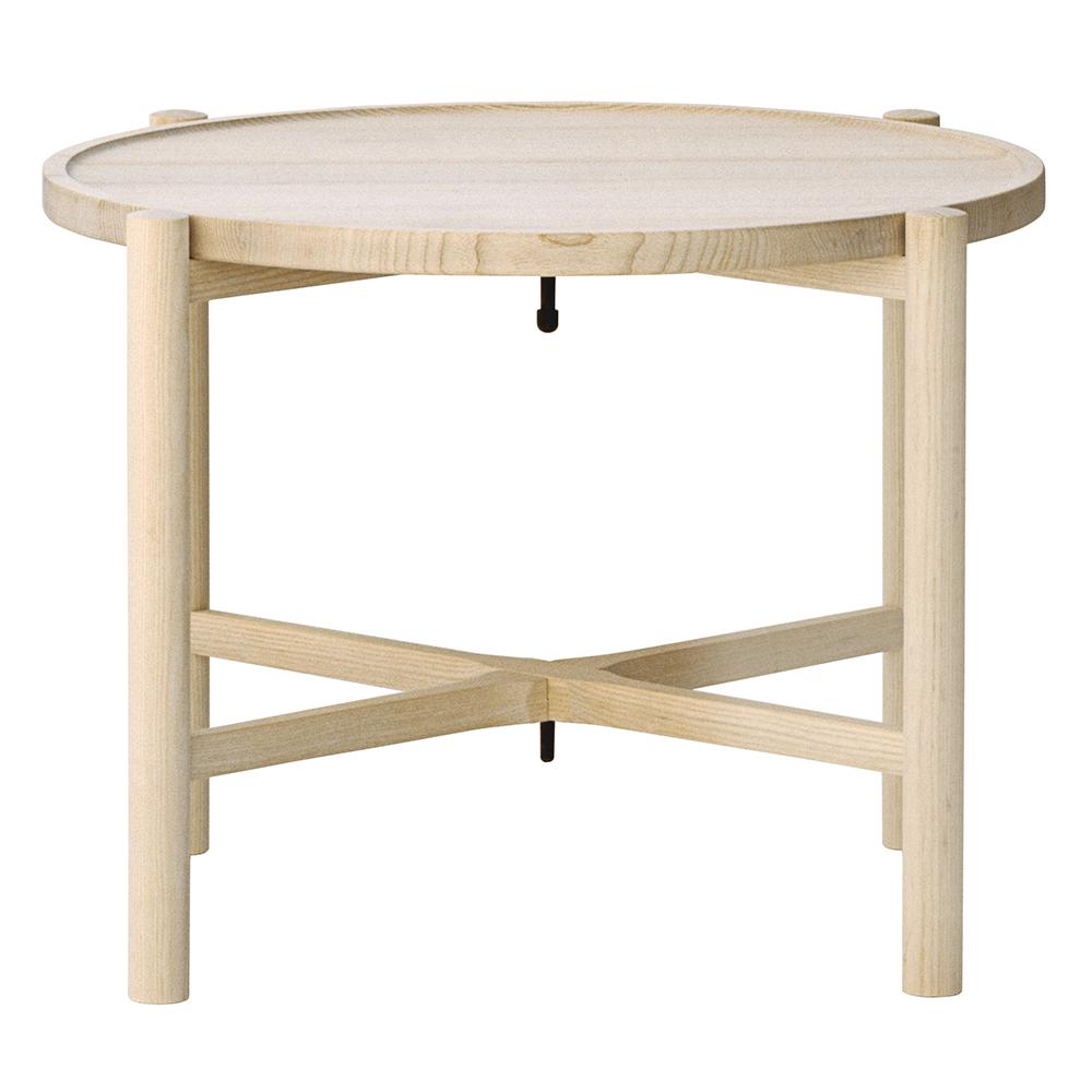 pp35 tray table hans j wegner pp mobler danish designer mid century solid wood coffee side table