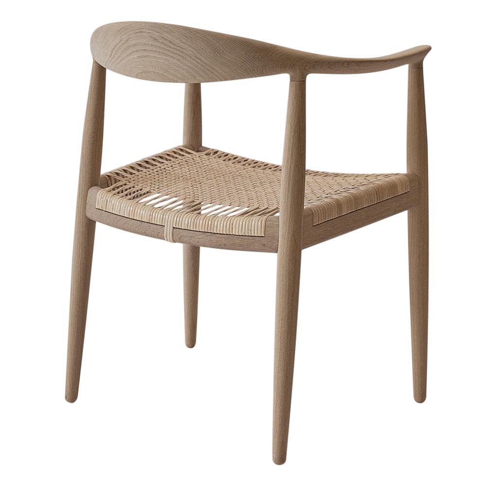 pp501 circular chair hans j wegner pp mobler danish solid wood modern designer dining chair