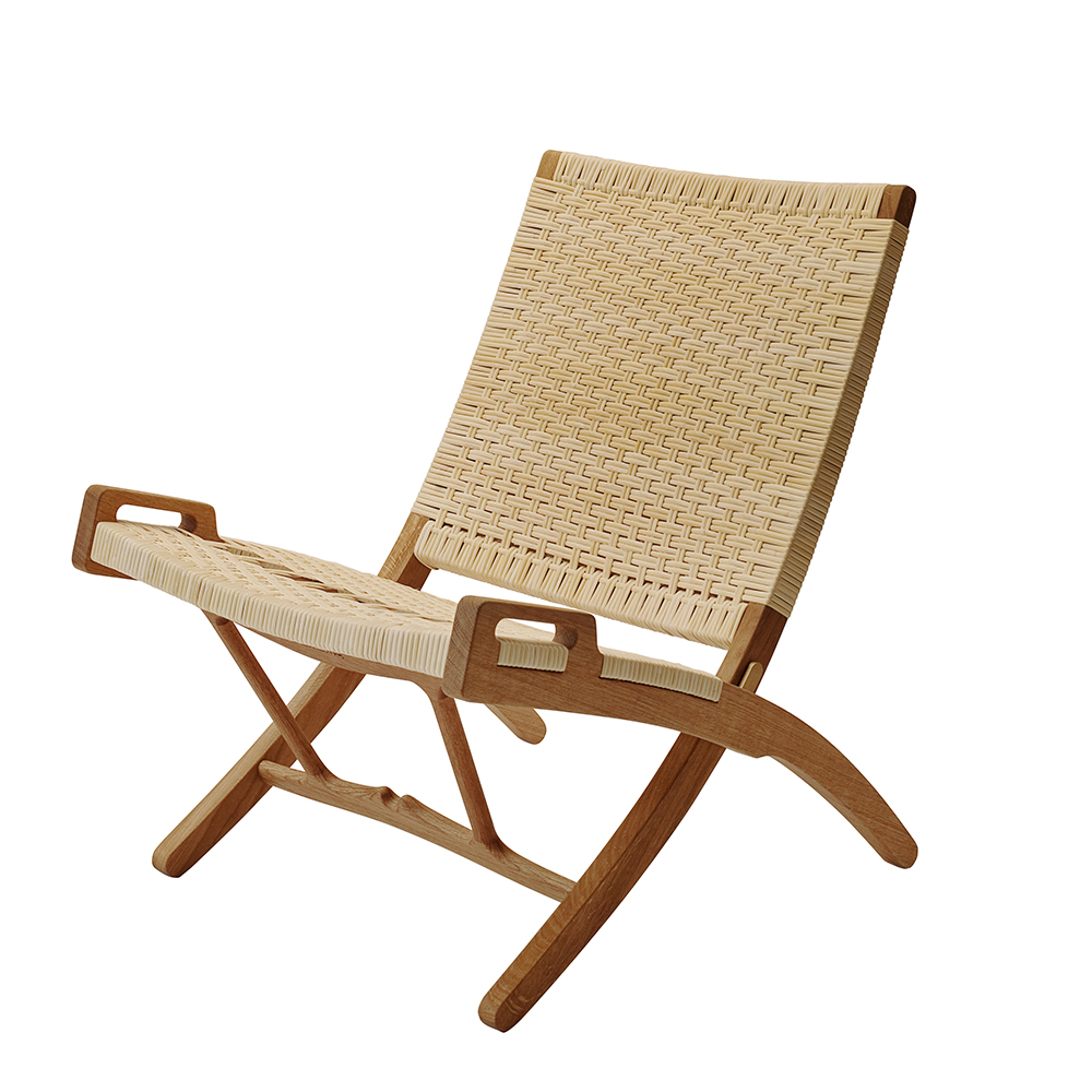 pp512 hans j wegner pp mobler designer danish mid-century modern solid wood folding chair indoor outdoor