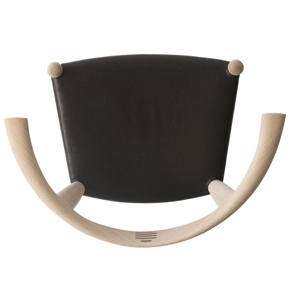 pp518 hans j wegner pp mobler danish designer upholstered wooden chair
