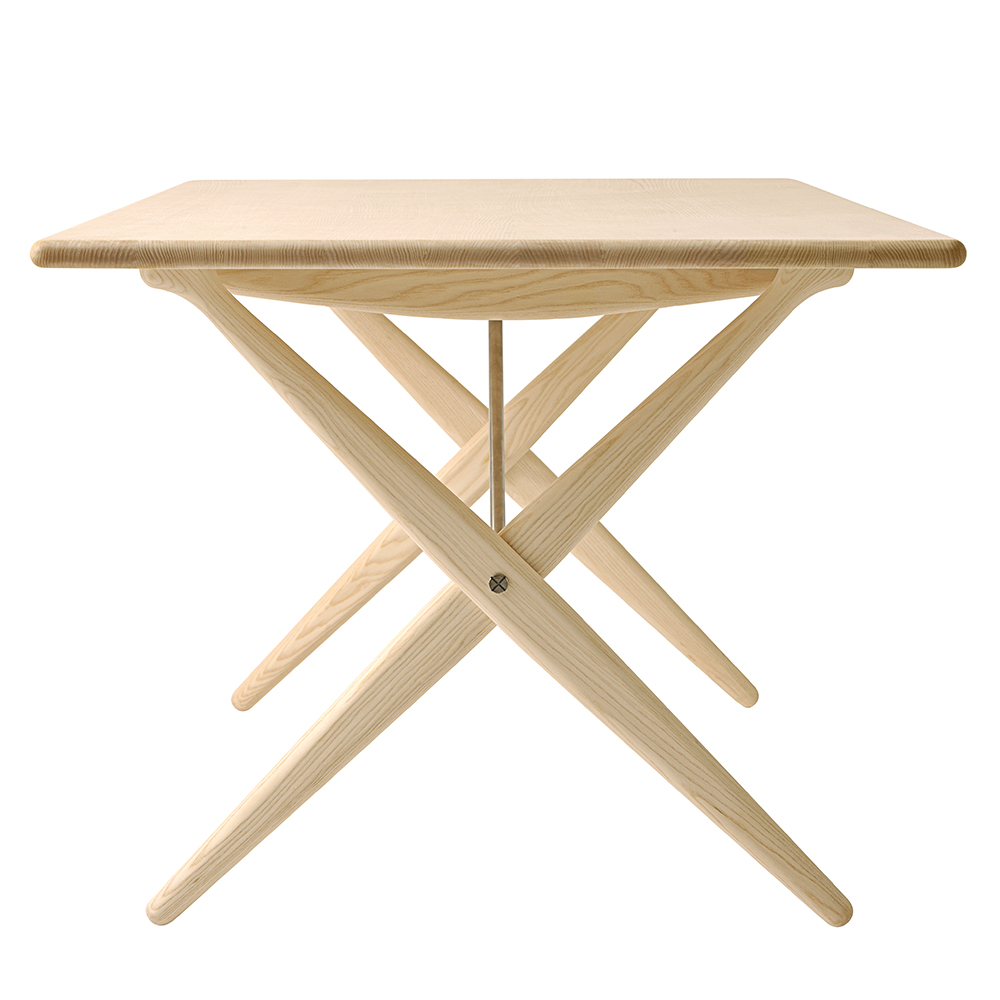 pp85 hans j wegner pp mobler danish designer solid wood table