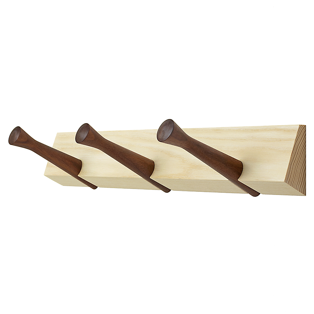 pp961 thomas alken pp mobler contemporary solid mixed wood hangers