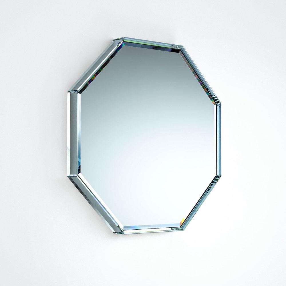 Prism Mirror Tokujin Yoshioka Glas Italia octagonal octagon