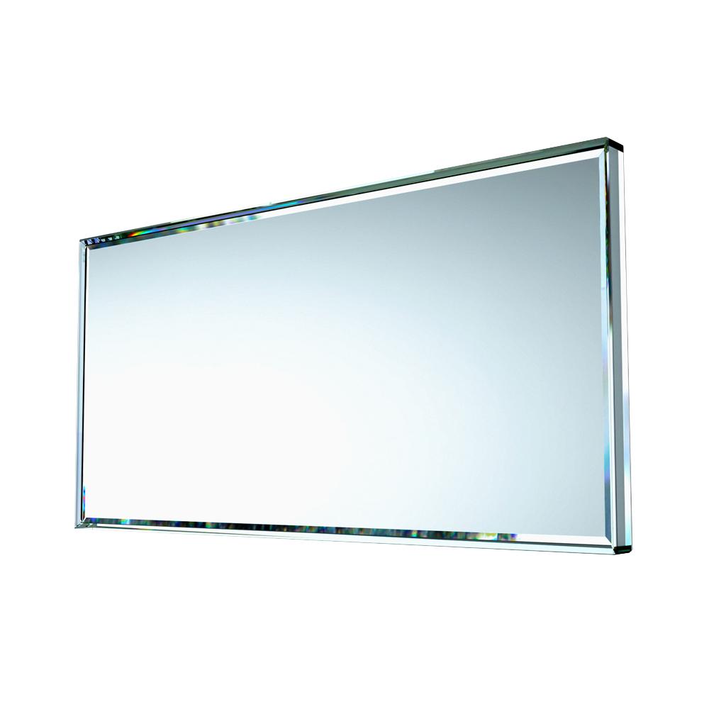 Prism Mirror Tokujin Yoshioka Glas Italia rectangle