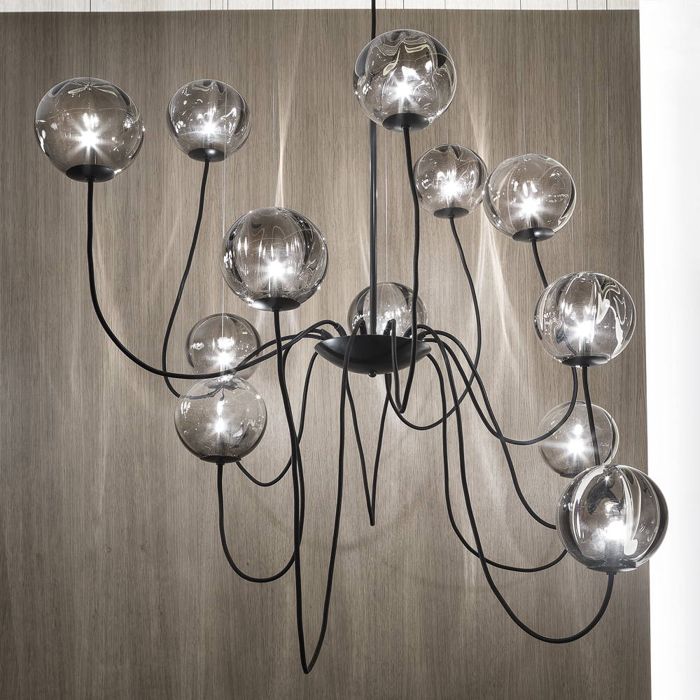 Puppet chandelier romani saccani architetti vistosi suite ny lighting aloadofball Image collections