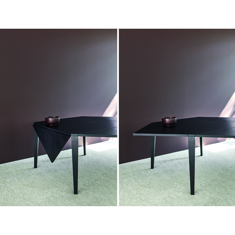 quattrotto table angelo mangiarotti agapecasa italian designer dining table